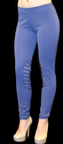 Animo Nobit Pull on Breeches,  $239 @ usanimo.com. I always wear my breeches with heels, don't you? NOT.