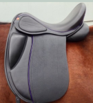 Lemke dressage saddle