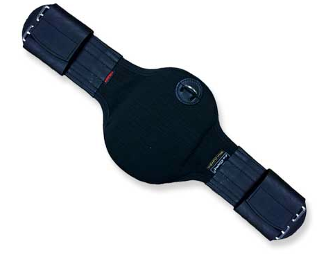 Mikmar Comfort Girth - stretchy, grippy, revolutionary comfort for your horse. Comes in jump sizes, too!